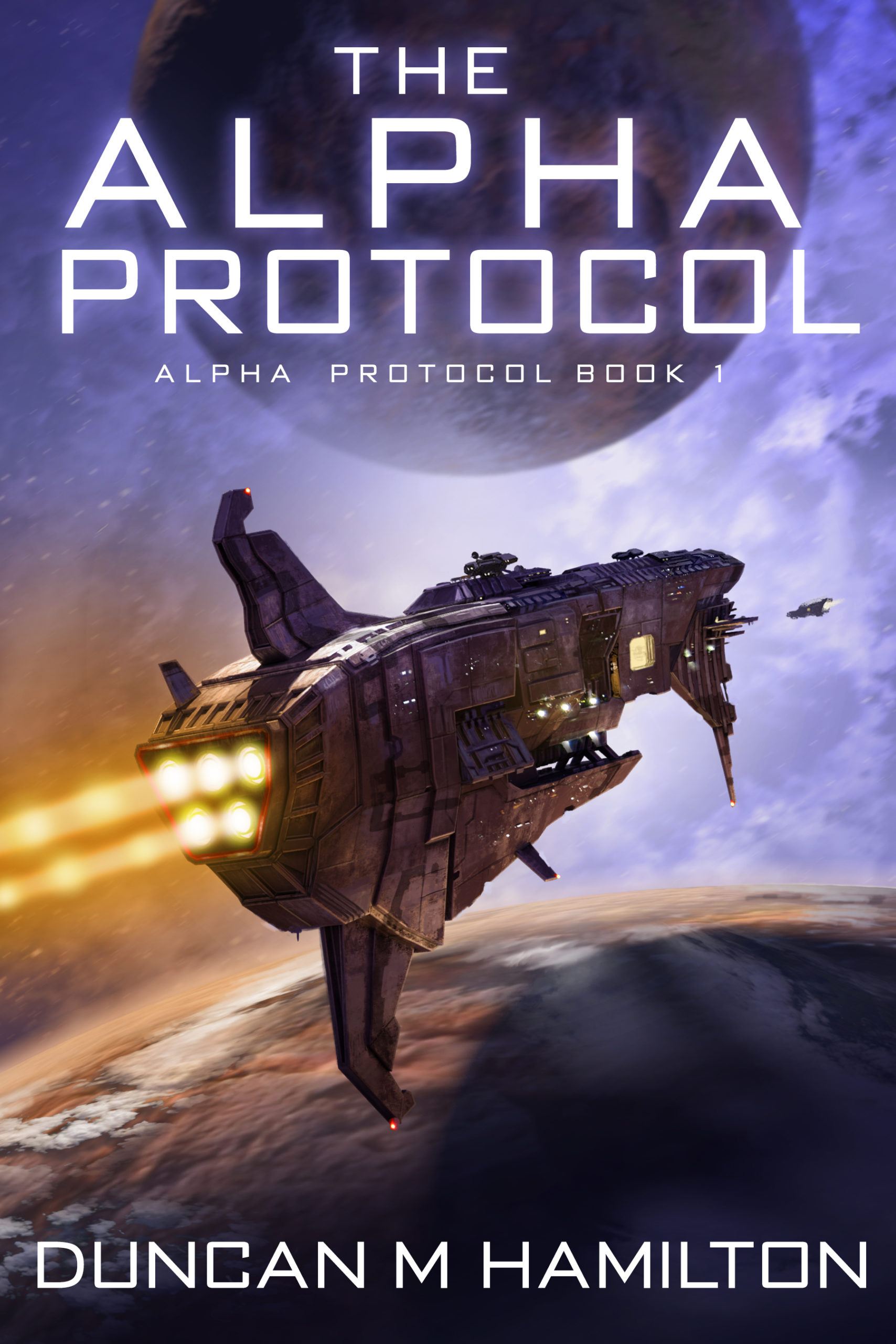 Alpha Protocol 1 Cover
